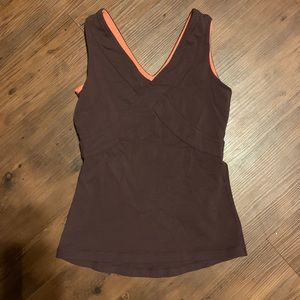 Lululemon Wet Dry Warm Yoga Tank